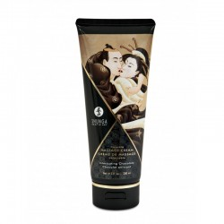 "Creme Massage Comestible ""Chocolat Enivrant"""