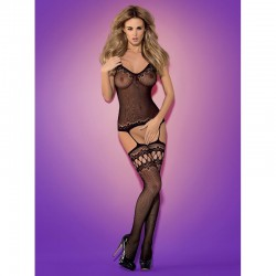 "Bodystocking ""F214 Black"""