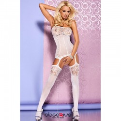 "Bodystocking ""F204 White"""