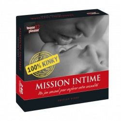 MISSION INTIME - 100% KINKY