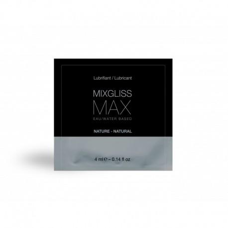DOSETTE MIXGLISS EAU - MAX ANAL 4 ML