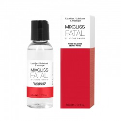"Mixgliss Silicone Fatal ""Rose Velours 50 ml"""