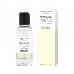 "Mixgliss Silicone Dream ""Camélia Blanc 50 ml"""