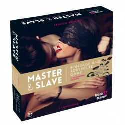 "Jeu ""Master And Slave Premium - Kit BDSM"""