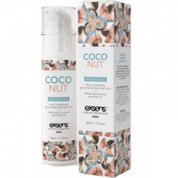 Massage hot gourmant coco 50ml