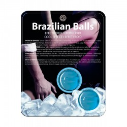 Cold effect brazilian balls set 3613