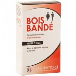 """Gélules """"Bois Bandé Hommes Femmes 60"""""""