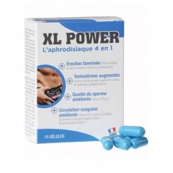 """Gélules """"XL power 10"""""""