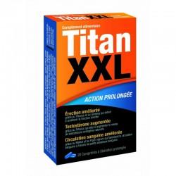 """Gélules """"Titan XXL 20"""""""