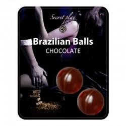 Brazilian Balls saveur Chocolat