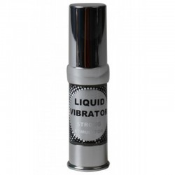 Liquid vibrator strong stimulator 3598