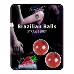 Brazilian balls strawberry 3385-7