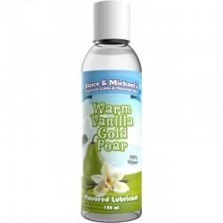 """Lubrifiant """"VM Saveur Poire Vanille 150 ml"""""""