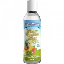 """Lubrifiant """"VM Fruits Exotiques Vin Pétillant 150 ml"""""""