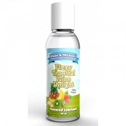 """Lubrifiant """"VM Fruits Exotiques Vin Pétillant 50 ml"""""""