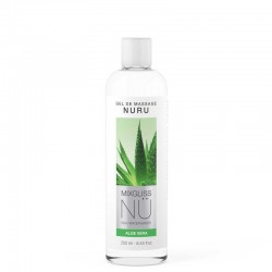 "Gel Massage ""NU Aloe Vera 250 ml"""