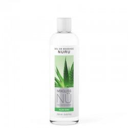 "Gel Massage ""NU Aloe Vera 250 ml"""