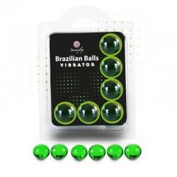 6 Brazilian Balls Vibrator 3591-1