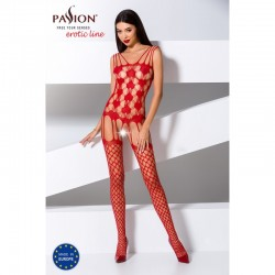 "Bodystocking ""BS067R Red"""