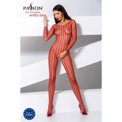 "Bodystocking ""BS068R Red"""
