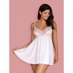 """Nuisette """"Girlly Babydoll Pink White"""""""